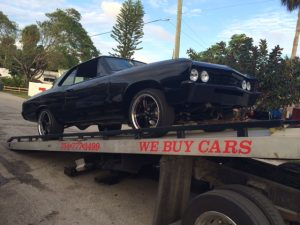 cash for junk car hollywood fl